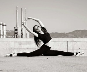 dance, my life, and love image