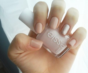 nails, essie, and perf image