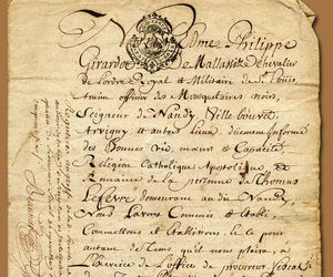 antique, handwriting, and Letter image