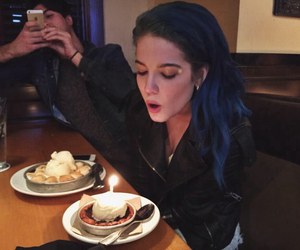 halsey and birthday image