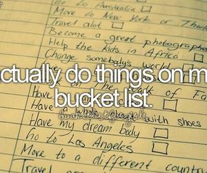 bucket list, before i die, and bucketlist image