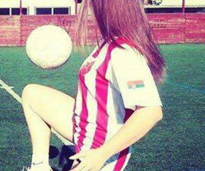*-*, fußball, and soccer girl image