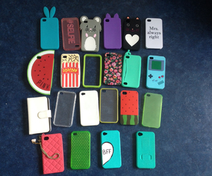 case, n, and iphone image