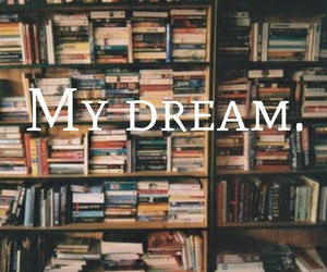 all, books, and Dream image
