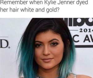 kylie jenner, dress, and funny image