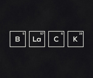 black, life, and mind image