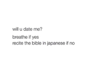 funny, love, and date image