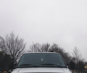 car, ford, and pale image