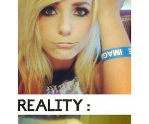 reality and ugly face image