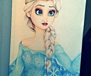 draw and elsa image