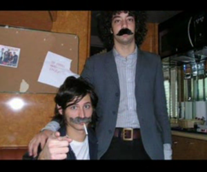 nick valensi and albert hammond jr. image