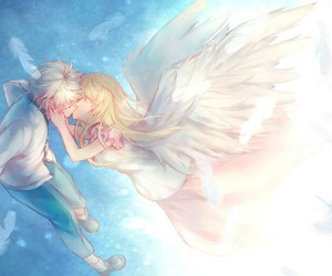 angel, slaine, and asseylum image
