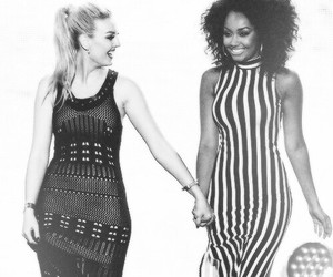 leigh anne, perrie, and little mix image