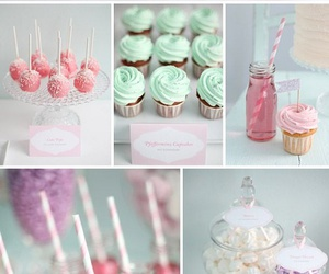 sweet, cupcake, and food image