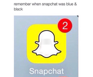 black and blue, funny, and snapchat image