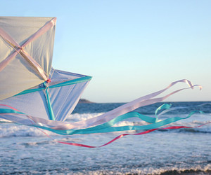 kite and summer image