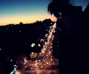 atardecer, photography, and street image