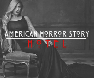 ahs, Lady gaga, and american horror story image
