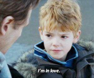 cute, thomas sangster, and love actually image