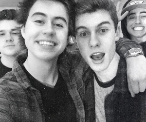 instagram, shawn mendes, and jack gilinksy image