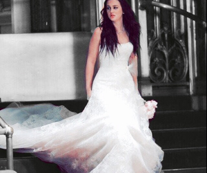 gossip girl, blair waldorf, and wedding image