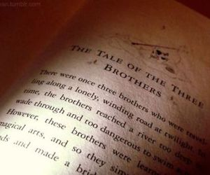 potter, deathly, and hallows image