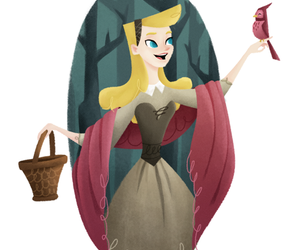 disney and sleeping beauty image