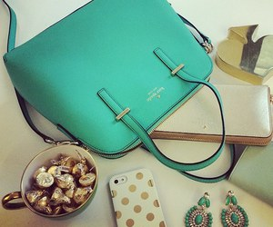 accessories, jewelry, and kate spade image