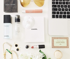chanel, goals, and hipster image