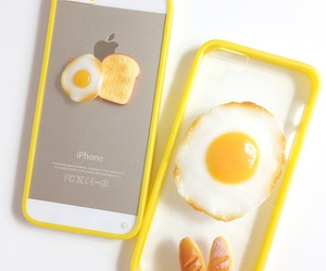 case, iphone, and yellow image