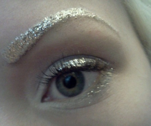 glitter, pale, and eye image