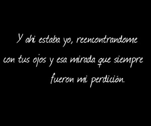 mirada, ojos, and amor mio image