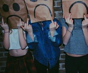grunge, sad, and friends image