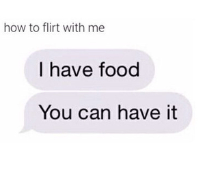 real love, food, and goal image