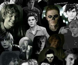 ahs, love, and tate image