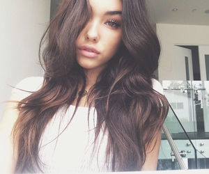 beautiful, madison beer, and hair image