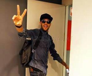 neymar and \ peace\ . image