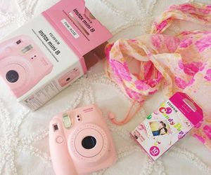 pink and photo image