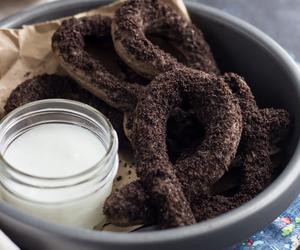 oreo, cookies and cream, and churro image