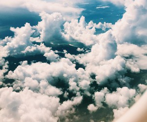 clouds, sky, and connor franta image