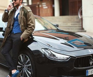 car, luxury, and mariano di vaio image