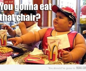 funny, McDonalds, and kids image