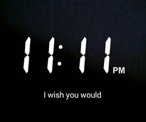 wish and 11:11 image