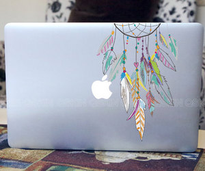 apple, dreamcatcher, and Dream image