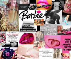 barbie, lady, and princess image
