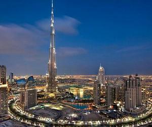 beautiful, isla, and Dubai image
