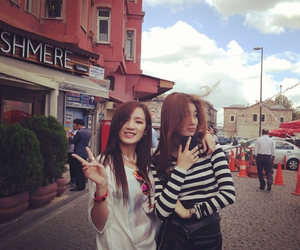 miss a, suzy, and jia image