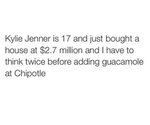 funny, kylie, and tumblr image