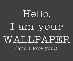 wallpaper, hello, and funny image