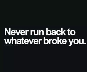 quotes, never, and broke image